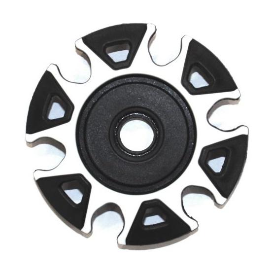 Кольцо для треккинговых палок Альпиндустрия Alpindustria 85 мм 85мм светоотражающий браслет альпиндустрия альпиндустрия 30