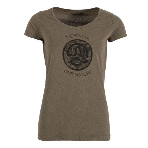 Футболка TERNUA Ternua Camiseta Nutcycle женская ternua leine