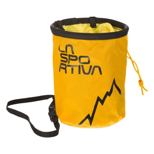 Мешочек для магнезии La Sportiva LaSportiva LSP Chalk Bag желтый цена
