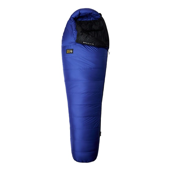 Спальник Mountain Hardwear Rook 15F/-9C Reg Adult Sleeping Bag темно-синий REG