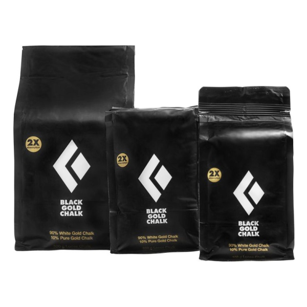 Магнезия Black Diamond Black Diamond 100 G Black Gold Loose Chalk 100G