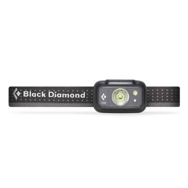 Фонарь Black Diamond Black Diamond Cosmo 225 Headlamp темно-серый
