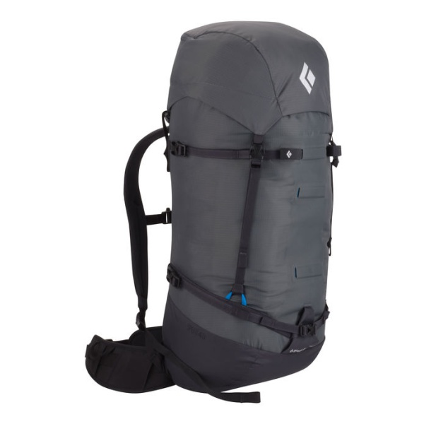 Рюкзак Black Diamond Black Diamond Speed 40 L темно-серый 40Л.S/M рюкзак black diamond black diamond speed 50l желтый 50л s m