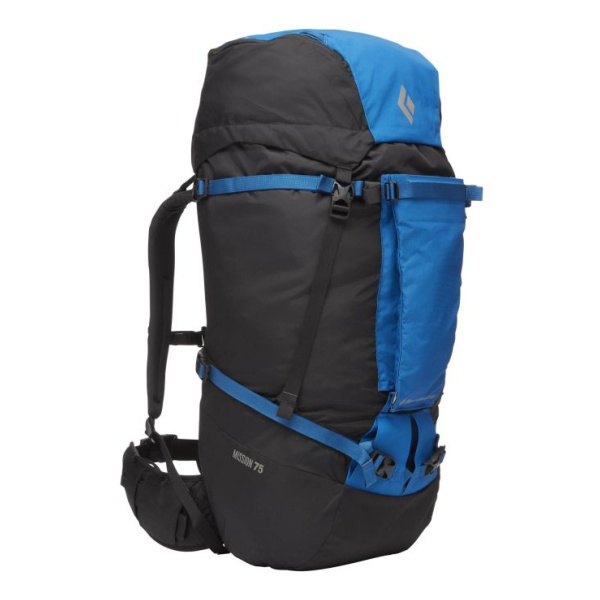 Рюкзак Black Diamond Mission 75 Backpack синий 75л.S/M