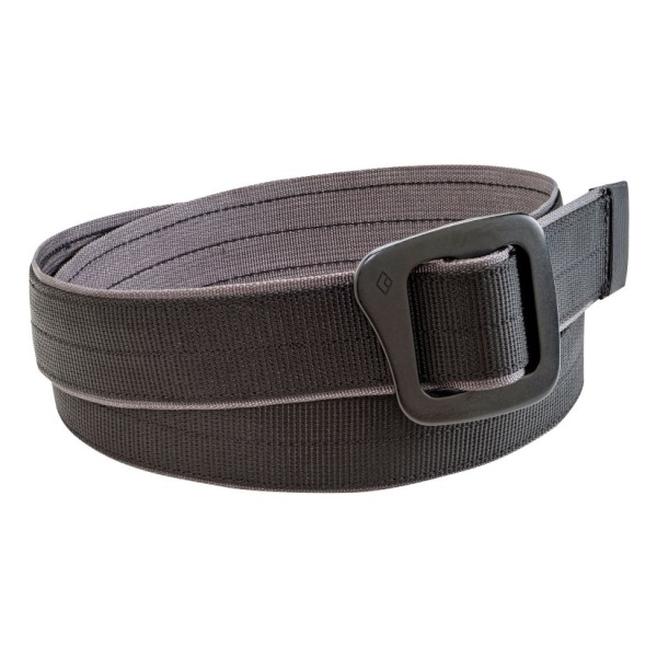 Ремень Black Diamond Black Diamond Diamond Mine Belt черный L магнезия black diamond black diamond 100 g black gold loose chalk 100g