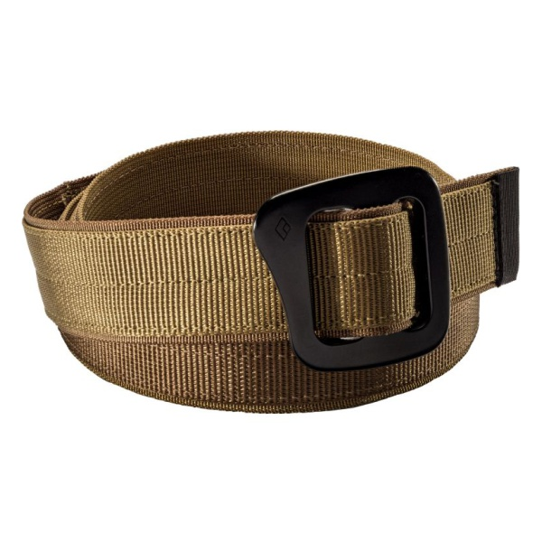 Ремень Black Diamond Black Diamond Diamond Mine Belt коричневый M