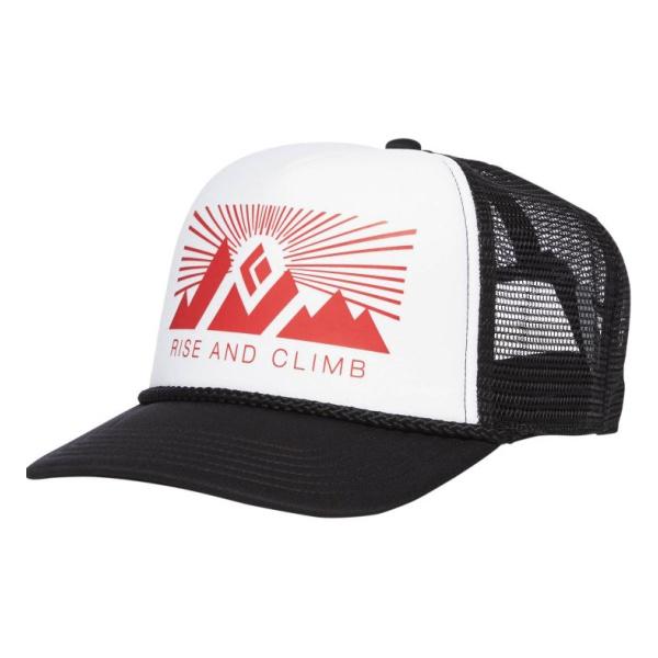 все цены на Кепка Black Diamond Black Diamond Flat Bill Trucker Hat белый ONE онлайн