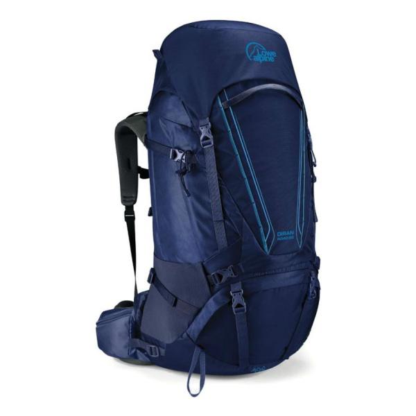 Рюкзак Lowe Alpine Lowe Alpine Diran ND40:50 женский синий 40л
