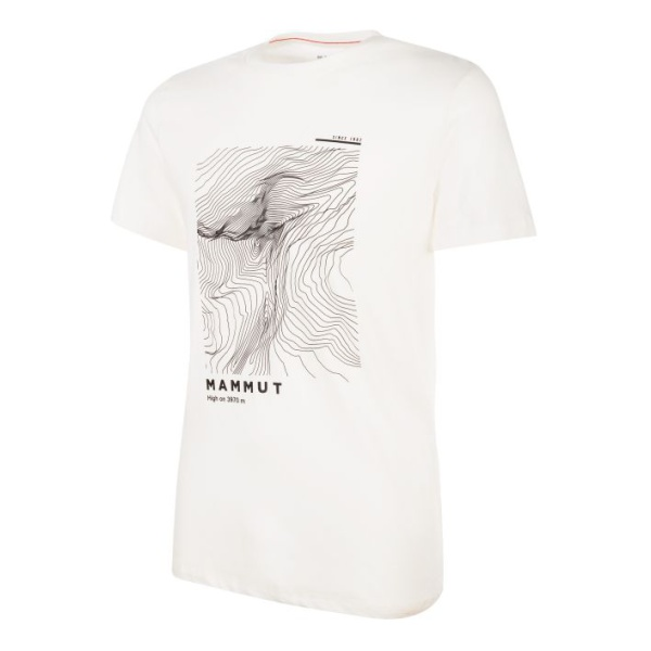Футболка Mammut Massone T-Shirt