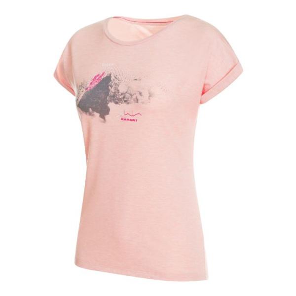 Футболка Mammut Mountain T-Shirt женская
