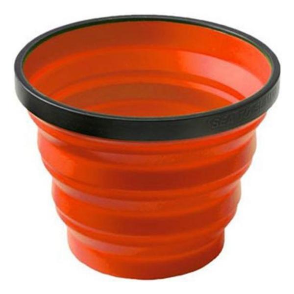 Чашка SEATOSUMMIT Seatosummit X-Cup складная оранжевый 250мл