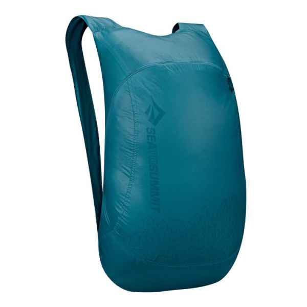 Фото - Рюкзак SEATOSUMMIT Seatosummit Ultra-Sil Nano Day Pack 18L темно-голубой 18л рюкзак seatosummit seatosummit ultra sil nano day pack 18l красный 18л