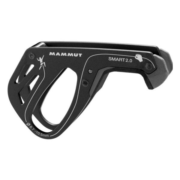 Страховочное устройство Mammut Mammut Smart 2.0 черный ONE