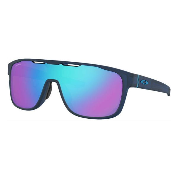 цена на Очки Oakley Oakley C/3 Crossrange Shield синий ONESIZE