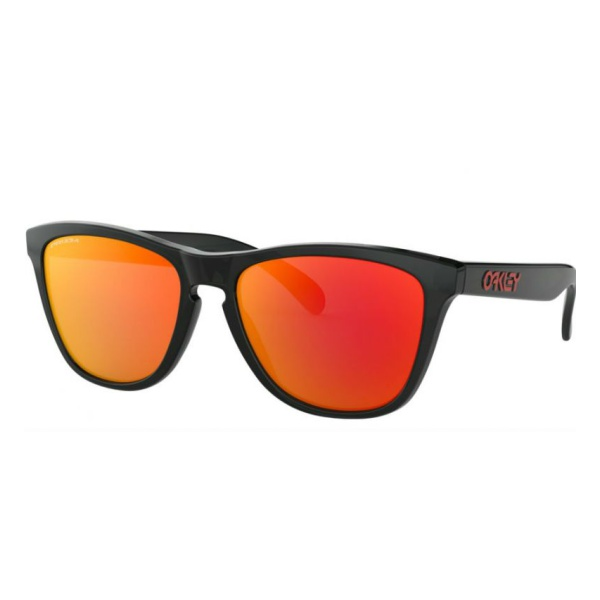 Фото - Очки Oakley Oakley C/3 Frogskins черный ONESIZE очки oakley oakley c 3 crossrange shield синий onesize