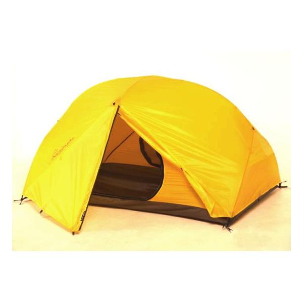 Палатка Normal Эльбрус 2 SI/PU желтый 2/МЕСТНАЯ