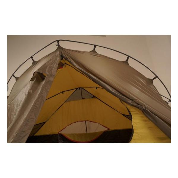 Купить Палатка Normal Траппер 1 SI/PU