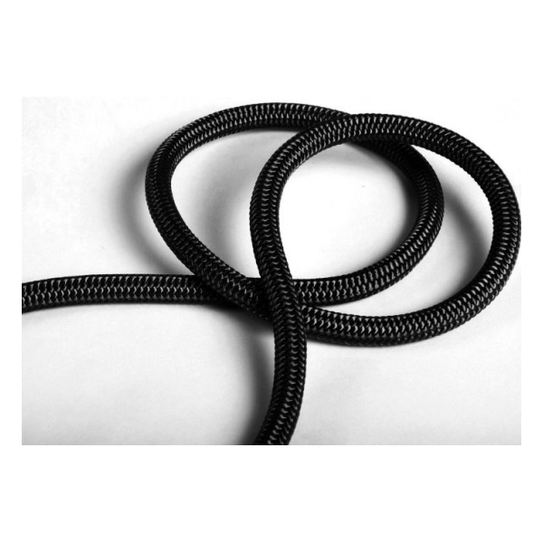 Репшнур Edelweiss  Accessory Cord 7 мм черный 1м
