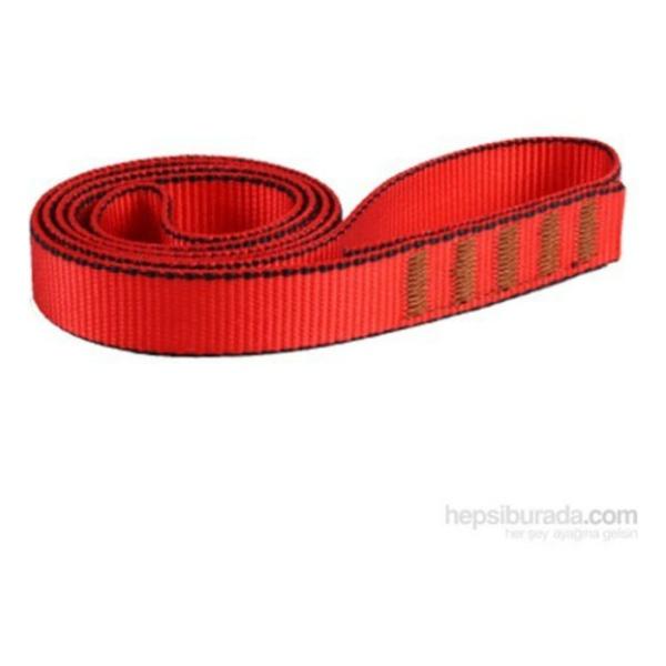 Петля Edelweiss  Anneau Plat 18 мм х 120 cm красный