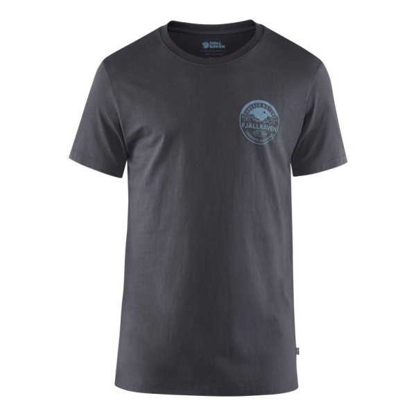 Футболка FjallRaven Fjallraven Forever Nature Badge T-Shirt футболка fjallraven fjallraven logo stamp t shirt женская