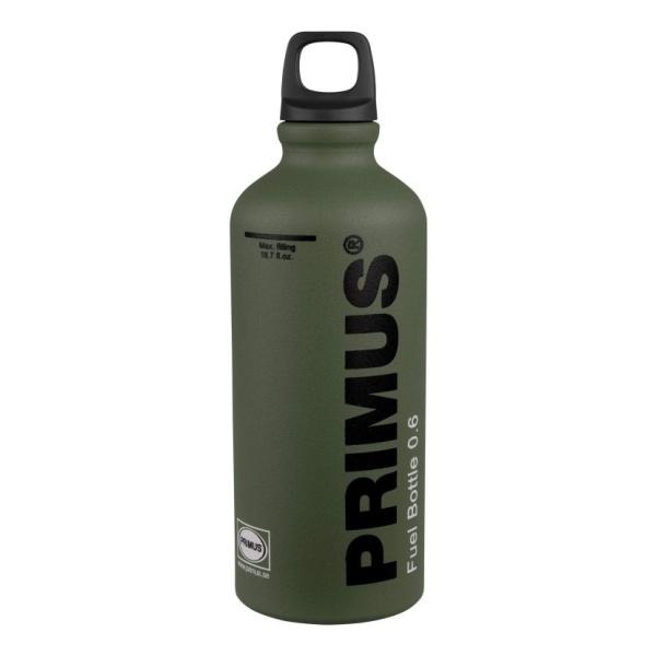 Емкость для топлива Primus Primus Fuel Bottle Green 0.6L темно-зеленый 0.6л