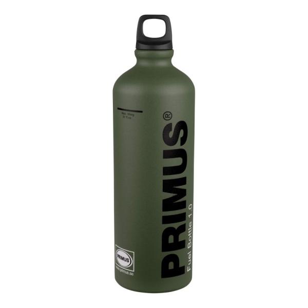 Емкость для топлива Primus Primus Fuel Bottle 1 L темно-зеленый 1л