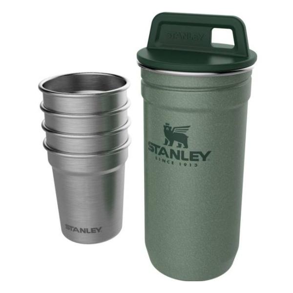 Набор стопок Stanley Stanley Adventure 59 мл зеленый 0.59мл