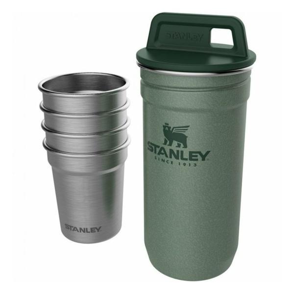 Купить Набор стопок Stanley Adventure 0.59L + фляга 0.23L