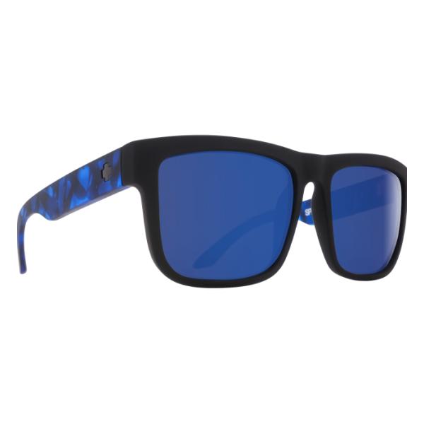 Очки солнцезащитные SPY OPTIC Spy Optic Discord Happy синий очки солнцезащитные spy optic spy optic dirty happy белый