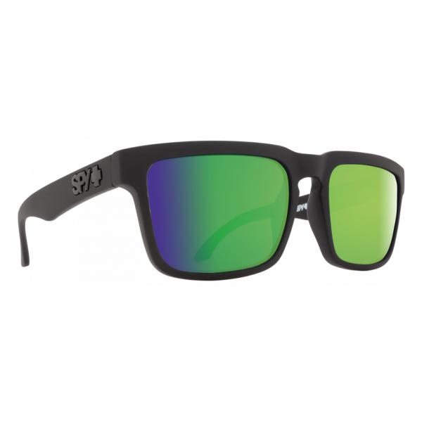 Очки солнцезащитные SPY OPTIC Spy Optic Helm Happy черный очки солнцезащитные spy optic spy optic dirty happy белый