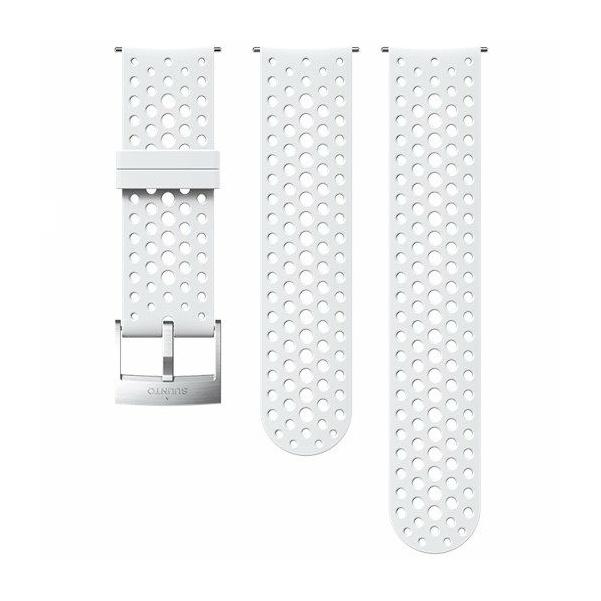 Ремешок Suunto Suunto ATH1 белый S+M ремешок для спортивных часов suunto spartan trainer wrist hr sandstone strap