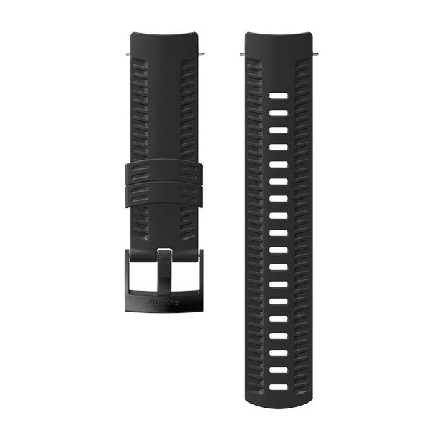 Ремешок Suunto Suunto ATH2 черный M ремешок для часов suunto suunto ambit 3 черный