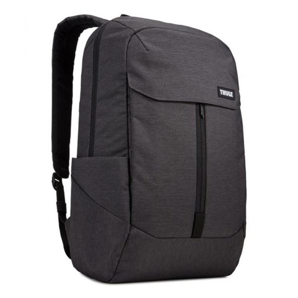 Рюкзак Thule Thule Lithos Backpack 20L черный 20л рюкзак для ноутбука 15 6 thule lithos backpack tlbp 116 синий