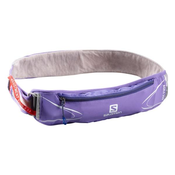 Пояс Salomon Salomon Agile 250 Set фиолетовый