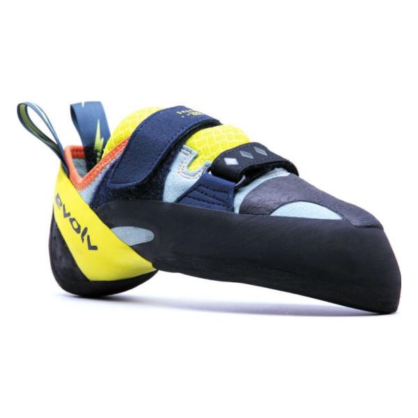 Скальные туфли Evolv Evolv Shakra мешок для магнезии evolv evolv andes rainbow разноцветный