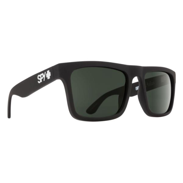 Очки солнцезащитные SPY OPTIC Spy Optic Atlas Happy черный очки солнцезащитные spy optic spy optic flynn happy черный