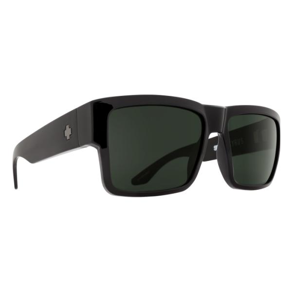 Очки солнцезащитные SPY OPTIC Spy Optic Gyrys Happy черный очки солнцезащитные spy optic spy optic dirty happy белый