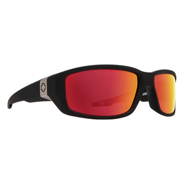 Очки солнцезащитные SPY OPTIC Spy Optic Dirty MO черный очки солнцезащитные spy optic spy optic dirty happy белый