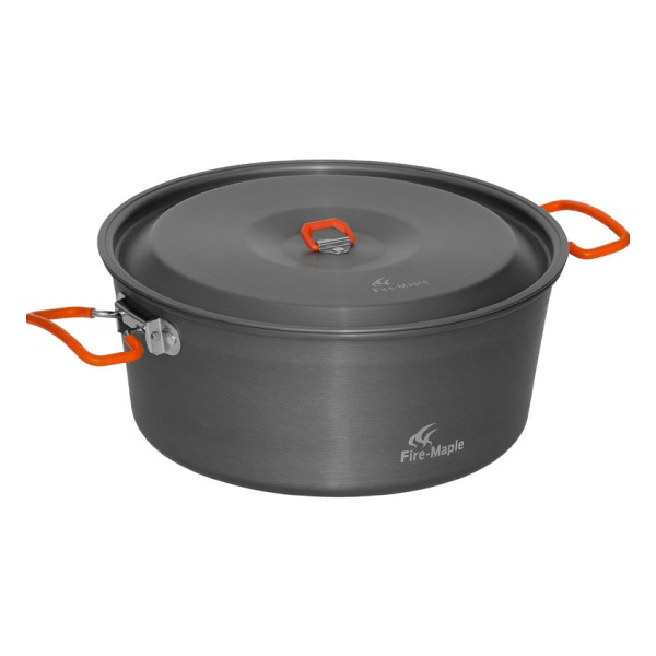 Котелок Fire-Maple Fire-Maple Feast Hotpot 4.4л шланг для газовой горелки fire maple fms0 h1