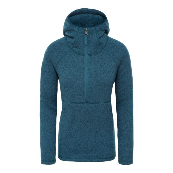 Пуловер The North Face Crescent Hooded женский