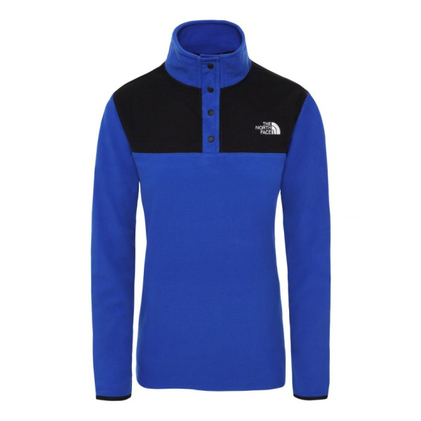 Куртка The North Face TKA Glacier Snap-Neck Pullover женская