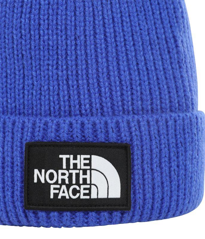Купить Шапка The North Face Y Box Logo Cuff Beanie детская