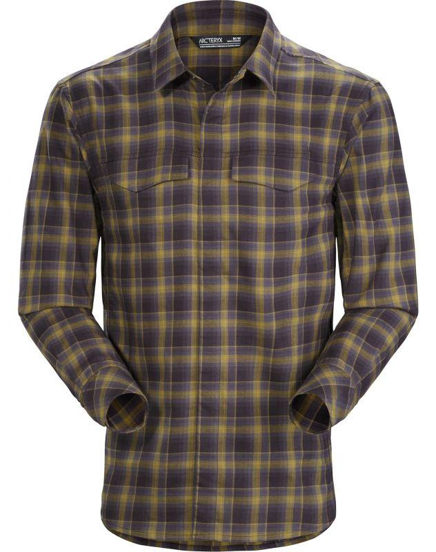 Рубашка Arcteryx Arcteryx Gryson Ls Shirt цена