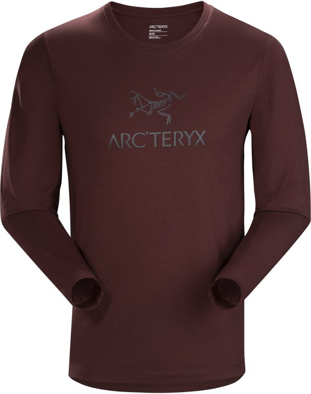 Футболка Arcteryx Arcteryx Arc'word T-Shirt LS цена