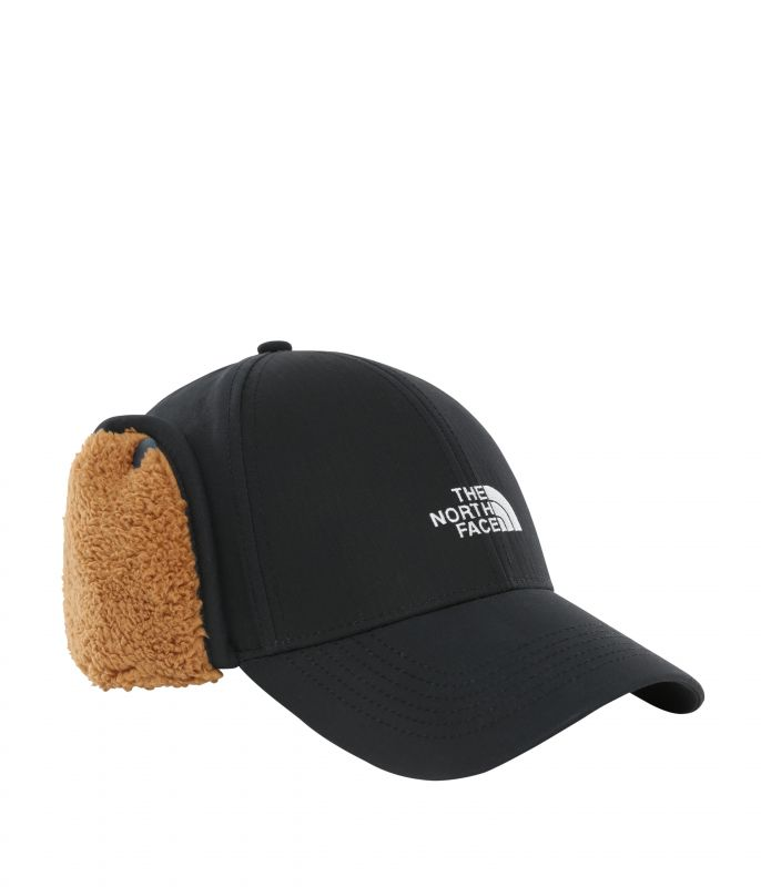 Шапка The North Face Millerain Earflp Hat темно-синий ONE