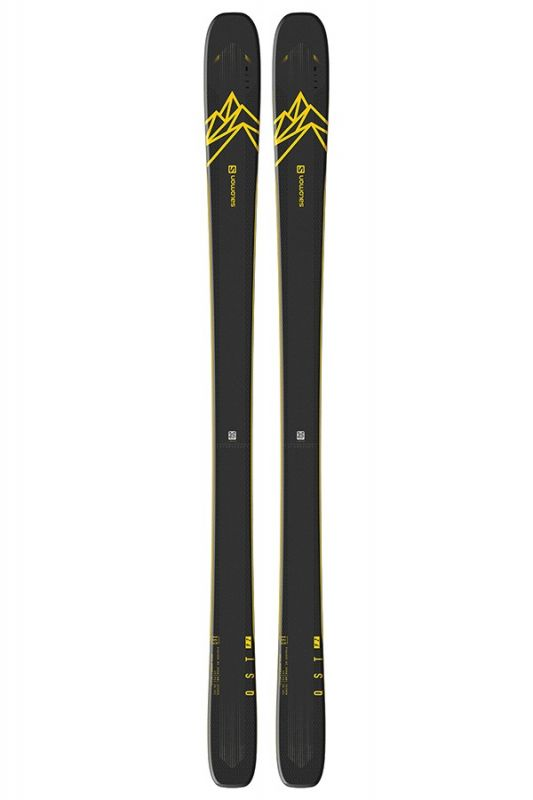 Купить Горные лыжи Salomon N QST 92