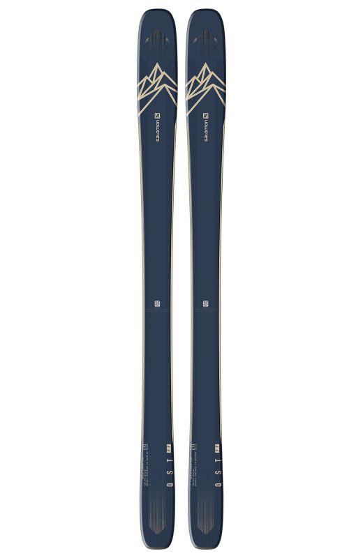 Купить Горные лыжи Salomon N QST 99
