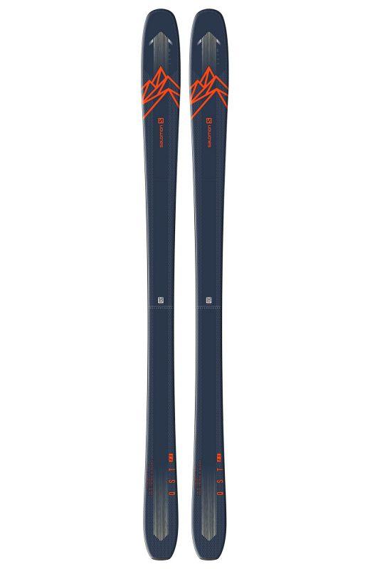Купить Горные лыжи Salomon N QST 85