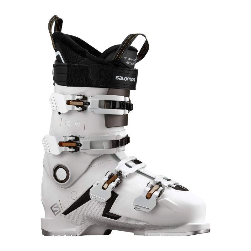 Купить Горнолыжные ботинки Salomon S/Pro 90 женские