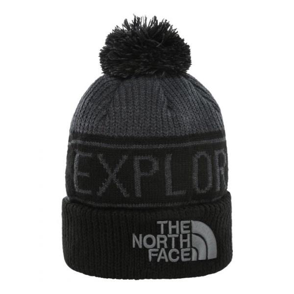 Купить Шапка The North Face Retro Pom